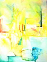 Engelwirken (130 x 100 cm)