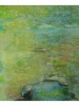 Grüne Reise (120 x 100 cm)