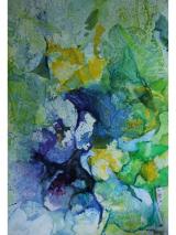 Großes Farbstück (220 x 170 cm)