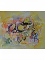 Sommerstück (100 x 120 cm)